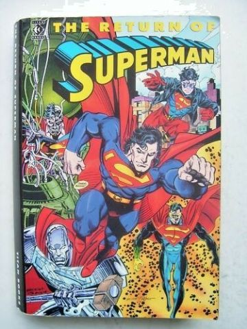 The Return of Superman by Titan Books Ltd (Paperback, 1993)